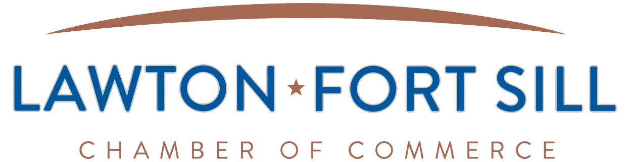 Lawton/Fort Sill Chamber of Commerce Logo